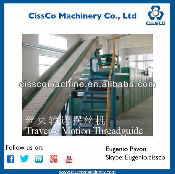 customised design plastic psf production line