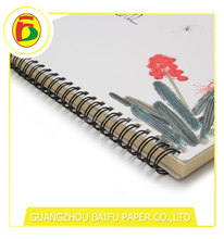 Wholesale custom high quality hardcover note book