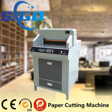4808HD small office Professional Digital Control Electric Paper Cutter for sale