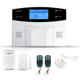 Smart House Intruder Security Alarm System with Android+iOS APP & Sistema De Alarma GSM
