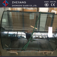 Customized insulating glass panel for canopies and awnings