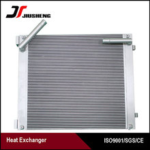 Automotive Engine Oil Cooler For Hitachi EX220-5 Heat Exchanger