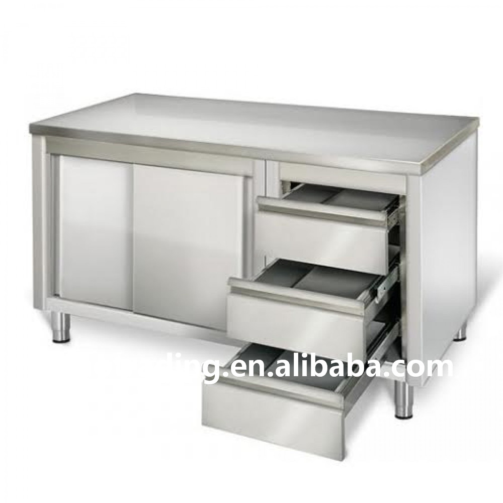 Stainless Steel For Commercial Kitchen Cabinets Buy Modern Kitchen