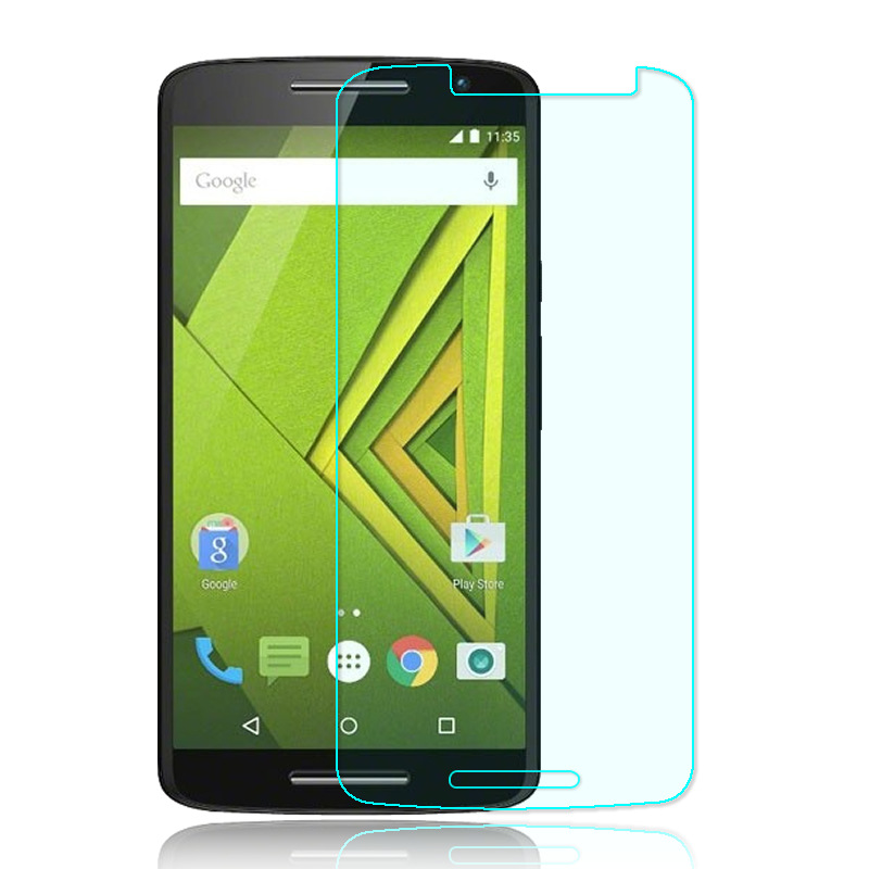 9H 2.5D Tempered Glass Screen Protector For Motorola Moto X Play