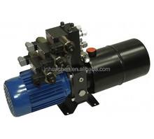 dc12v 24v hydraulic power unit/power pack used for fork lift