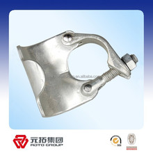 ADTO free sample British forged single clamp scaffolding coupler