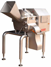 Competitive price new products frozen chicken meat cutting machine