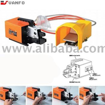 Pneumatic Crimping Tools For Electrical Terminals