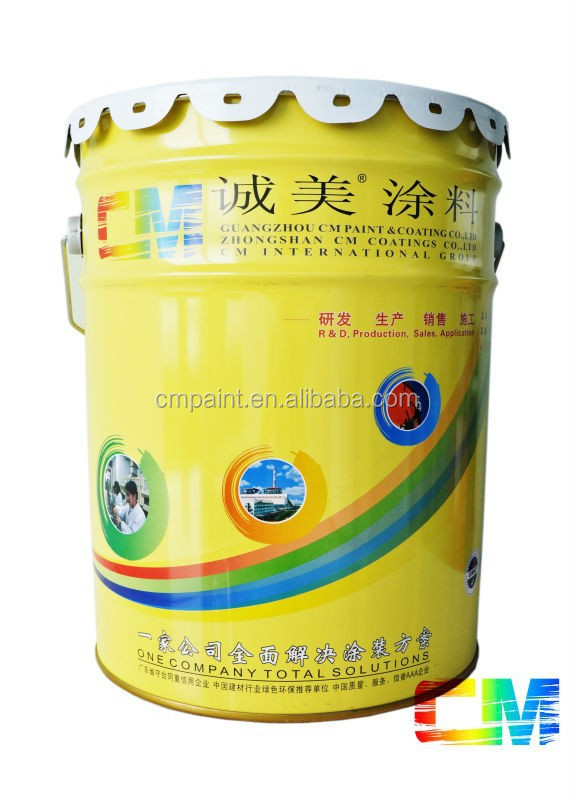 Oil based Fluorocarbon wall paint