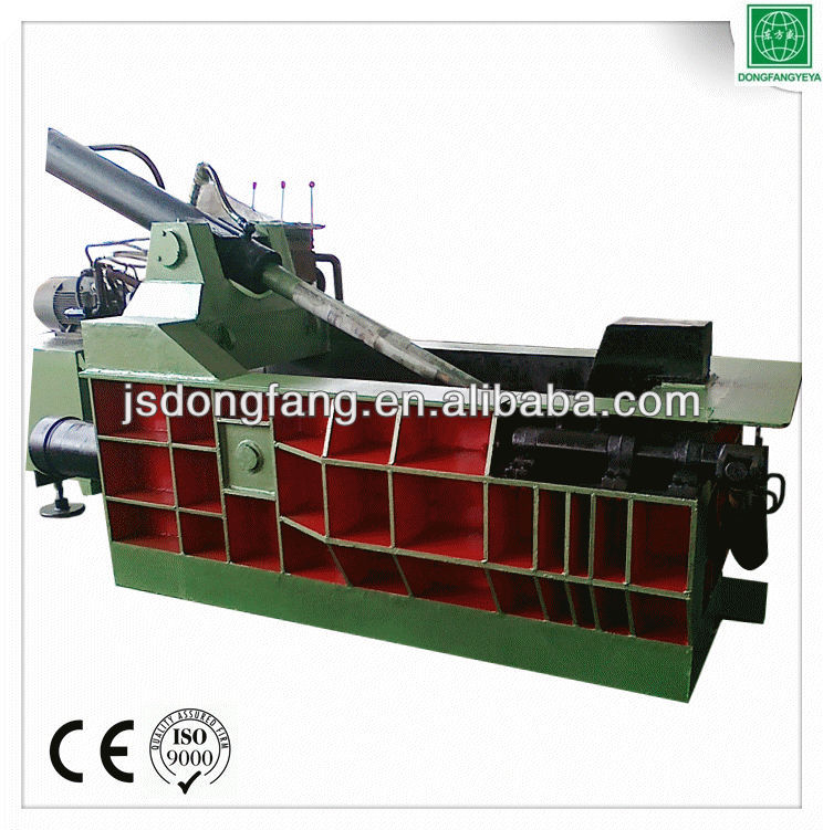 Hydraulic Non Ferrous Baling Press with CE and ISO