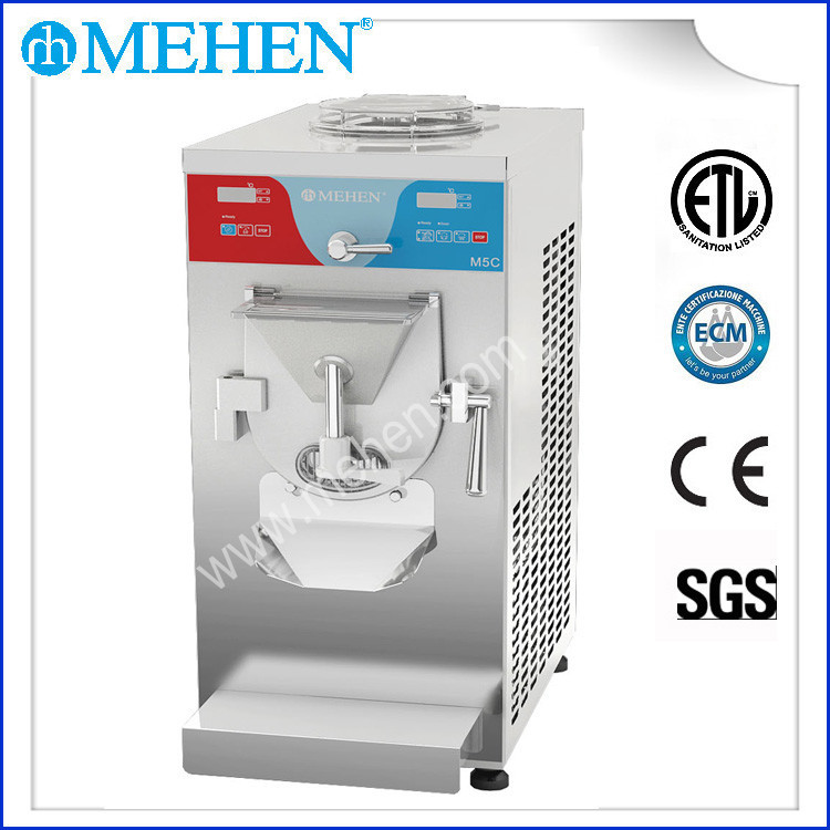 Ice Cream Machine Pasteurization Price (Butterfly Valve Meet USA ETL Sanification)
