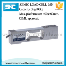 zemic L6N electronic platform weighing scale load cell 100kg