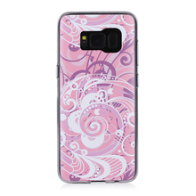 New productse phone accessories musical note waterproof mobile tpu phone case For Samsung galaxy S8