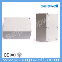 SAIPWELL/SAIP Professional Manufacturing Din Rail Box IP67 240*160*90mm Electrical Waterproof Plastic Enclosure(SP-F21)