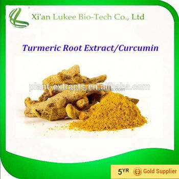 Factory Price 95% Curcumin /Turmeric Extract Powder