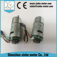 micro strong dc 37mm gear motors for vending machines and robot