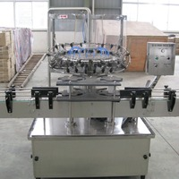 Linear Washing Filling Capping Filling Machine