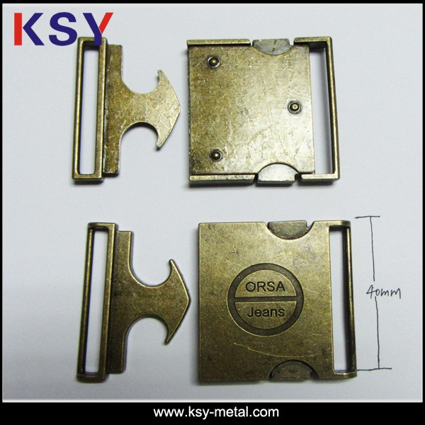 Fashion High quality metal belt buckle with factory price