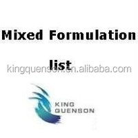 Mixed Formulation products list of King Quenson Group, pesticide manufacture