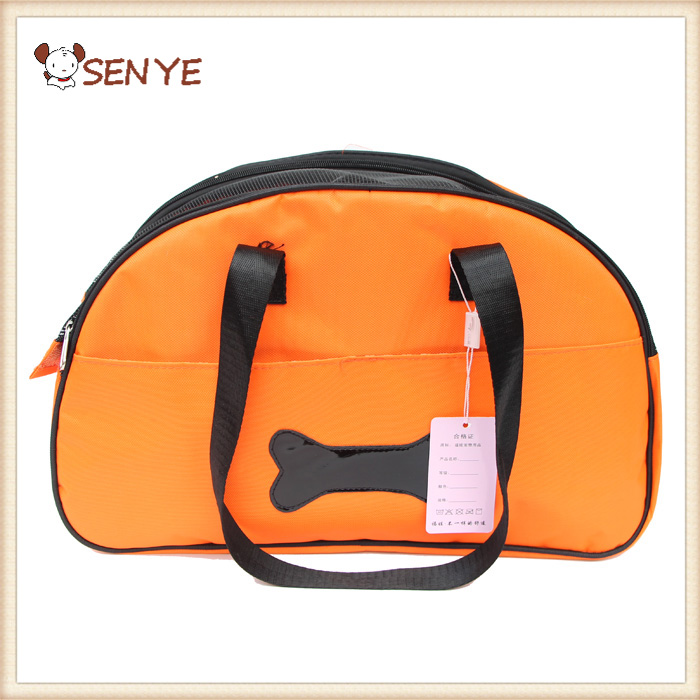 Amazon 2016 Best Sellers Orange Small Pet Products Pet Carrier Bag