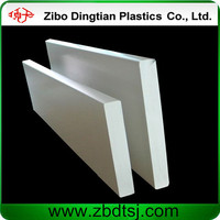 2015 30mm Rigid Surface High Density PVC Foam Sheet for Construction Material