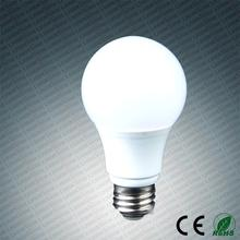 Factory price Aluminum housing 100LM/W 85-265v 4000K 6500K 9w 10w 15w 12watt Cheap 12V led bulb