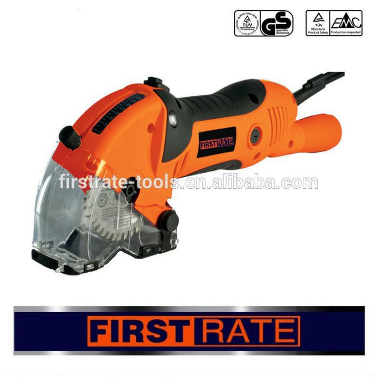 450W 85mm compact design electric circular hand saw power saw for firewood