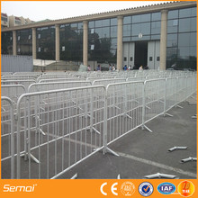 New Design Free Sample Standing Concert Barricade ,Stainless Barrier