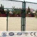 Chain link type playground Chain link fence