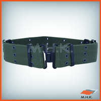 Military Belt - BDF - Metallic Buckle