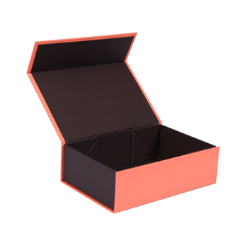 Custom luxury package folding paper gift box