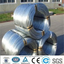 BWG22 electric galvanized iron wire with Building Material Saudi Arabia