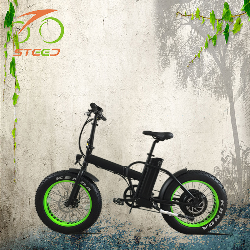 Small 20 inch fat tire 1000w 48v adults chopper beach cruiser with CE