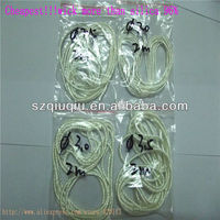 All kinds of size glass fiber/silica wick for atomizer with low price