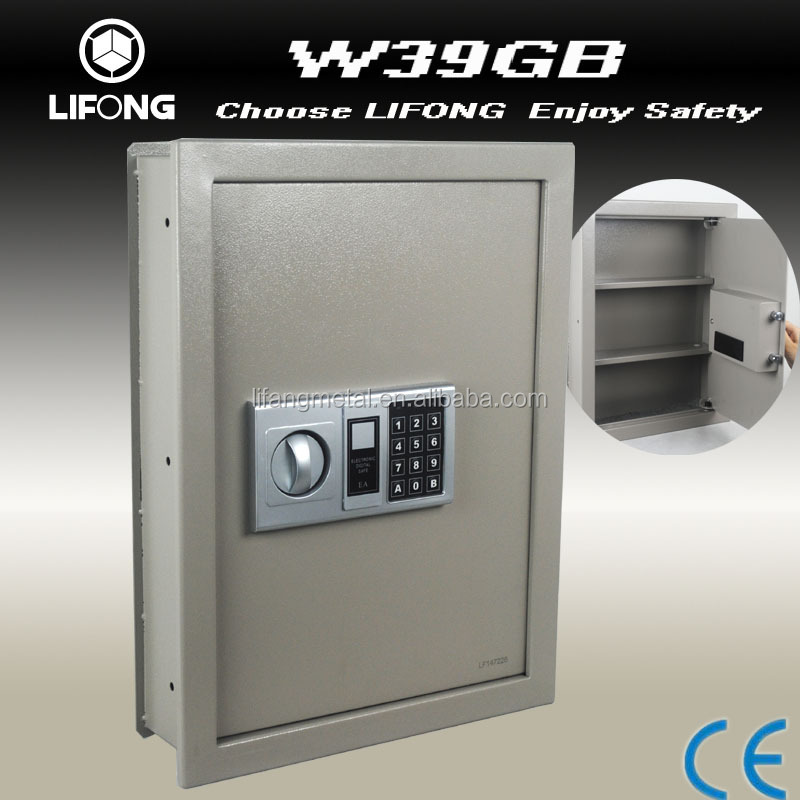 Digital Hidden Wall Safe Box For Mounted On The Wall Buy