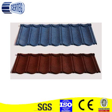 colorful Stone Coated Roof Tile/Aluminum Zinc Roofing Shingle/Colorful Sand Coated Steel Roof tile