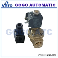 Direct Factory Price high grade solenoid valve controls low noise