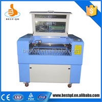Low Price 60w co2 3d coconut shell laser engraving and cutting machine