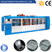 Disposable Plastic Cup Nlid Making Pressure Forming Thermoforming Machine