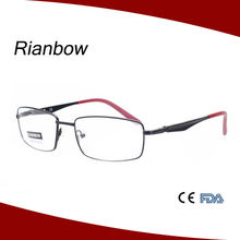 Most popular metal optical eyewear frames , top quality,eyeglasses 360 fold