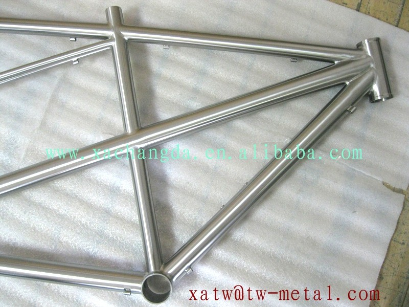 xacd tandem road bike frame titanium road bike frame customize tandem bike frame