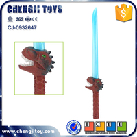 Wholesale weapon toy flash knife for kids plastic sword toy
