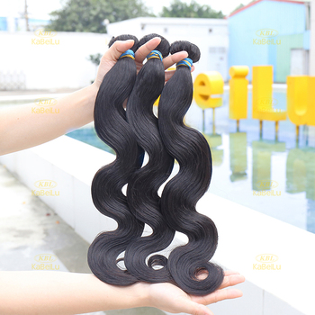 KBL blonde virgin human hair brazilian body wave,cuticle aligned virgin human hair remy hair piece,free weave hair packs