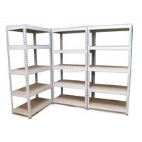 China Manufacturer medium duty storage shelves and racks