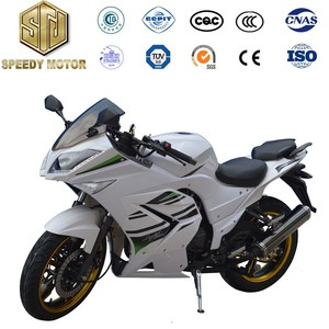 Rich stock cool appearance 350cc sport motorcycles