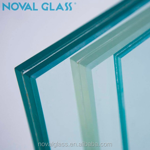 Cheap price bullet proof security laminated window glass for high quality,tempered laminated glass