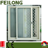 Aluminium Sliding Window with security mesh AS2047 in Australia & NZ