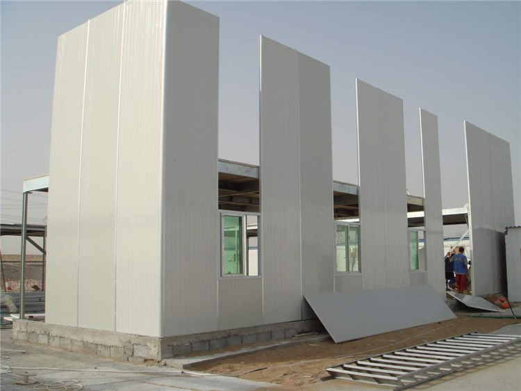 prefabricated multi-function building