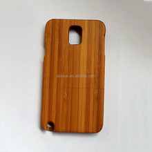 Bamboo cover case for samsung galaxy note3 neo