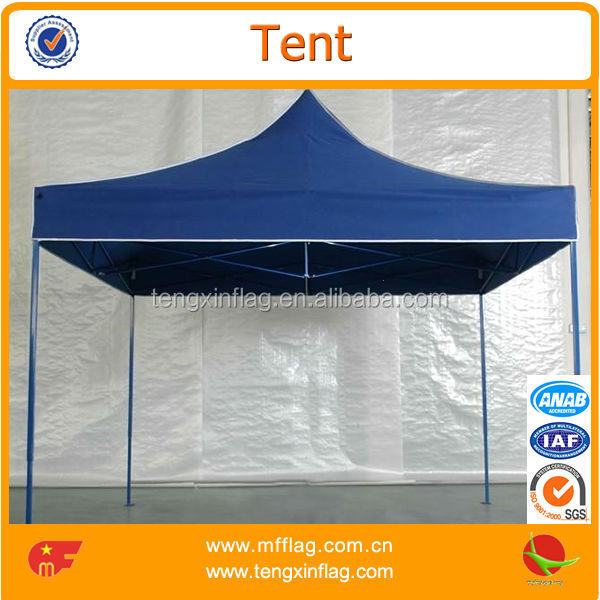 3x3m instant pop up aluminum canopy folding tent, outdoor market tent folding canopy